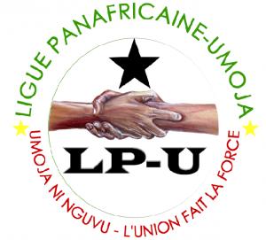Emblèmes de la Ligue Panafricaine - UMOJA (L.P.-U.) : Communiqué de Presse. dans Afrique Logo_L_P_UMOJA-300x271